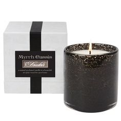 LAFCO Boudoir (Myrrh Cassis) Candle  LAFCO Boudoir (Myrrh Cassis) Candle is exotic notes of myrrh married to the pequant flavor of ripe cassis, creating a heady, sensual fragrance to stimulate the senses and inspire desire.