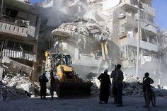 Syrie Londres Paris et Washington veulent une réunion du Conseil de sécurité - LaPresse.ca