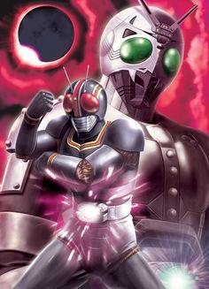 /Kamen Rider Black/#1159773 - Zerochan