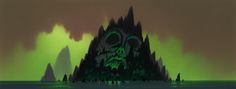 """Background paintings by Scott Wills for the original run of Samurai Jack created by Genndy Tartakovsky, Cartoon Network Studios These pieces were painted in acrylic on traditional media"" Cartoon Network, Samurai Jack Background, Layout Design, Animation Background, Art Background, Matte Painting, Environment Design, Environment Concept, Environmental Art"