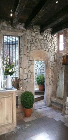 Excellent French Country Decor are offered on our site. Check it out and you wont be sorry you did. Style Cottage, French Country Cottage, French Country Style, French Farmhouse, Country Living, Country Décor, Cottage Art, Country Homes, Cottage Living