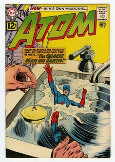 The Atom #02.  www.ephemeritor.com