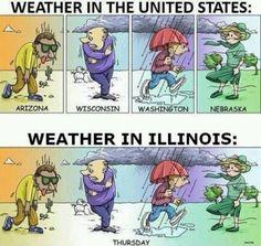 I love living in Chicago!!!
