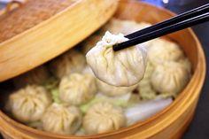 Vegetarian Soup Dumplings /XLB   Dim Sum