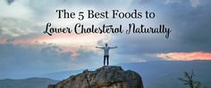 I struggled with high cholesterol for several years and didn't want to take a statin. Here are 5 of the best ways I found to lower cholesterol naturally.