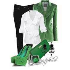 """Trio Part 3"" by stephiebees on Polyvore"