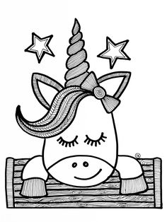 Eenhoorn unicorns kleurplaten | Kleurplaat kleurplaten tekeningen-kids | Meisjes Unicorns Eenhoorns Mandala Coloring Pages, Baby Shower, Drawing For Kids, Colorful Pictures, Diy For Kids, Diy Room Decor, Art Sketches, Art Projects, Doodles