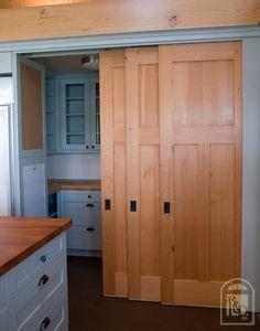 Accordion Doors Interior Astbury Oak Glazed Internal Folding ...