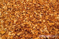 Granola - hecha en casa