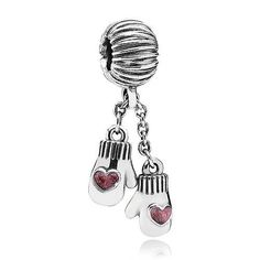 Womens silver pendant from Pandora - £35 at ClothingByColour.com