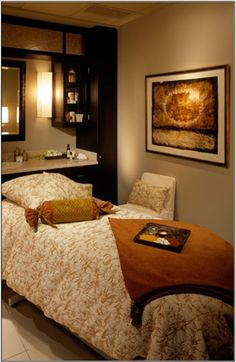 Esthetician Treatment Room | Spa Nordstrom: Live Like a Real Housewife, Part II