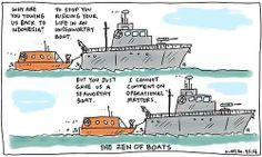 #auspol #australia #tonyabbott #scottmorrison #stoptheboats #asylumseekers