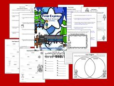 The Polar Express by Chris Van Allsuburg is a fun read to explain the magic of Santa Claus.  This unit has great activities to go along with the book.  https://www.teacherspayteachers.com/Store/Mrs-Hansens-Helpfuls