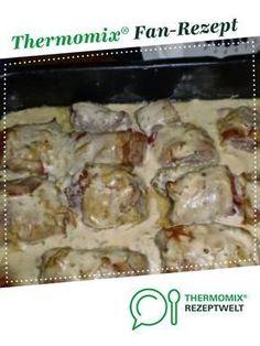 Schweinefilet mit Bresso-Sosse von bangy. Ein Thermomix ® Rezept aus der Kategorie Hauptgerichte mit Fleisch auf www.rezeptwelt.de, der Thermomix ® Community.