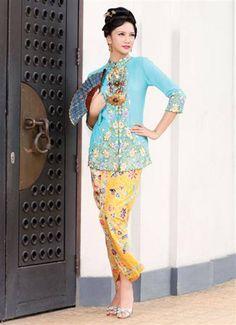 Kebaya Kebaya Lace, Kebaya Dress, Batik Kebaya, Batik Dress, Kimono, Kebaya Pink, Kebaya Brokat, Kebaya Encim Modern, Modern Kebaya