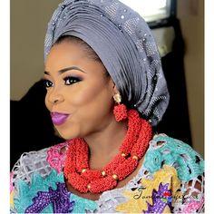 congratulations,#ysl16 @mizlem makeup @oshewabeauty assoke @depeju_tribesasooke,bead @toshevents #yorubawedding #idoweddings #tradlookbook @loveweddingsng #bellanaijaweddings #welovenigeriaweddings #welovenigerianweddings #weddingdigestnaija #weddingguest #sugarweddings #nigerianwedding