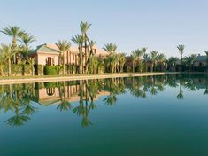 One of Matthew Williamson's favourites: The Amanjena Resort, just outside Marrakech.
