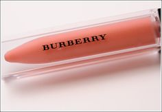 Burberry Lip Glow Natural Lipgloss in Nude Rose ($27). Permanent.