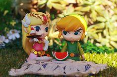 NENDOROID Click Toys: Dia dos Namorados - Sai da Minha Lente