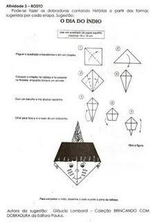 Uma dobradura para cada letra do alfabeto! - ESPAÇO EDUCAR