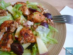 Waldorfský salát / waldorf salad