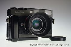 MINOLTA CLE with M-ROKKOR 40mm f/2,Grip Excellent #MINOLTA