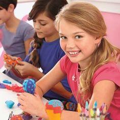 Lace Fan Craft Houston, TX #Kids #Events
