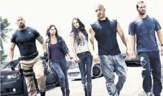 Vin Diesel revela imagen oficial de Rápidos y Furiosos 8