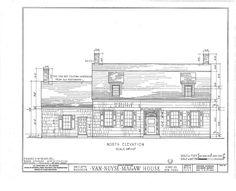 HABS NY,24-BROK,36- (sheet 3 of 15) - Van Nuyse-Magaw House, 1041 East Twenty-second Street, Brooklyn, Kings County, NY | Library of Congress