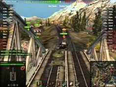 World of tanks Is3 + Tiger II Northwest Gameplay - YouTube