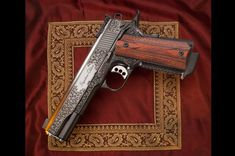 Ed Brown CC-BB-SIG Classic Custom Signature 1911 Pistol .45 ACP 5in 8rd Blued for sale at Tombstone Tactical.