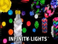 infin light, light photo, decor light, light art