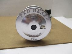 646b736a973 PRO GEAR MADE IN USA YELLOWTAIL SPECIAL GREAT REEL********** | Sporting  Goods, Fishing, Reels | eBay!