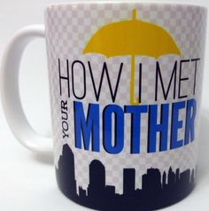 Caneca How I Met Your Mother - Mod . 13