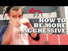 How to be Aggressive in a Fight! Pressure Fighting & Boxing - YouTube