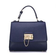 ELEGANCE!Genuine leather pg handbags with locks, lady handbags fashion bags