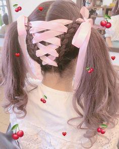 ❤ Blippo Kawaii Shop ❤- # Blippo - New Site Kawaii Hairstyles, Pretty Hairstyles, Teenage Hairstyles, Hairstyles Videos, Easy Hairstyles, Style Kawaii, Pelo Multicolor, Gintama, Lolita Hair