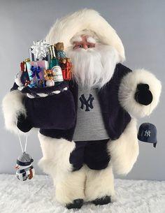 New York Yankees Santa Claus
