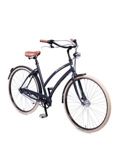 Londoner Deluxe Women Seven Speed Bicycle by Johnny Loco on Gilt Home