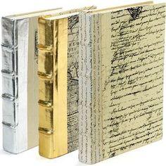 Metallic Books | Update Interiors