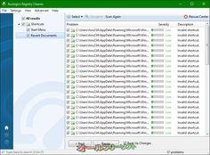 Auslogics Registry Cleaner 5.1.1.0  Auslogics Registry Cleaner--詳細表示--オールフリーソフト