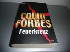 Colin Forbes-Feuerkreuz (2006, Taschenbuch)-Roman-