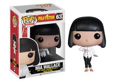 Pop! Movie - Pulp Fiction - Mia Wallace, i do have this one.:)