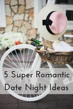 Ready to spice things up this summer with your spouse? Here are 5 super romantic date night ideas they'll love.
