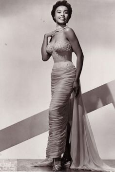 Diahann Carroll 1955                                                                                                                                                                                 More