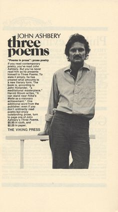 An ad in the back pages of the June 1972 issue of POETRY.