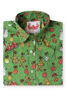 Gingerbread Party Christmas Shirt - Way cooler than a sweaty christmas jumper or sweater