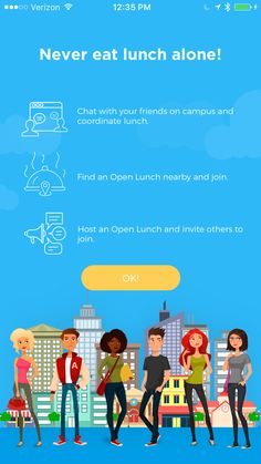 Teen Makes  Sit With Us  App That Helps Students Find Lunch Buddies 8eb4bcf6ac62