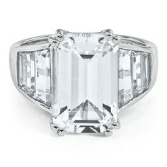 Lab-Created White Sapphire Ring in Sterling Silver by @Helzberg Diamonds Diamonds #helzberg #ring #sapphire #aislestyle Enter the Aisle Style Sweeps for a chance to win up to $3,000 in gift certificates from David's Bridal & Helzberg Diamonds! Enter now thru 9/2: http://sweeps.piqora.com/aislestyle Rules: http://sweeps.piqora.com/contests/contest/content/davidsbridal.com/310/rules