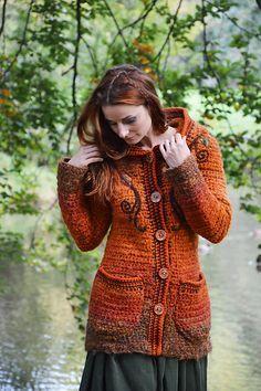 Fabulous Crochet a Little Black Crochet Dress Ideas. Georgeous Crochet a Little Black Crochet Dress Ideas. Crochet Coat, Form Crochet, Crochet Cardigan Pattern, Crochet Shirt, Crochet Jacket, Vest Pattern, Crochet Clothes, Crochet Edging Patterns, Poncho Tops
